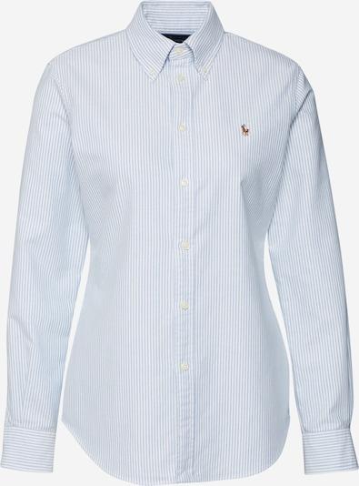 Bluză POLO RALPH LAUREN pe albastru / alb, Vizualizare produs