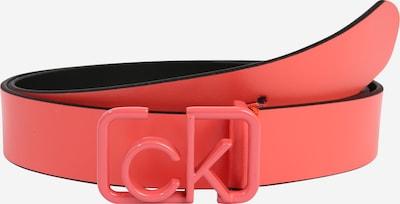 Calvin Klein Opasek 'SIGNATURE 3CM' - korálová, Produkt