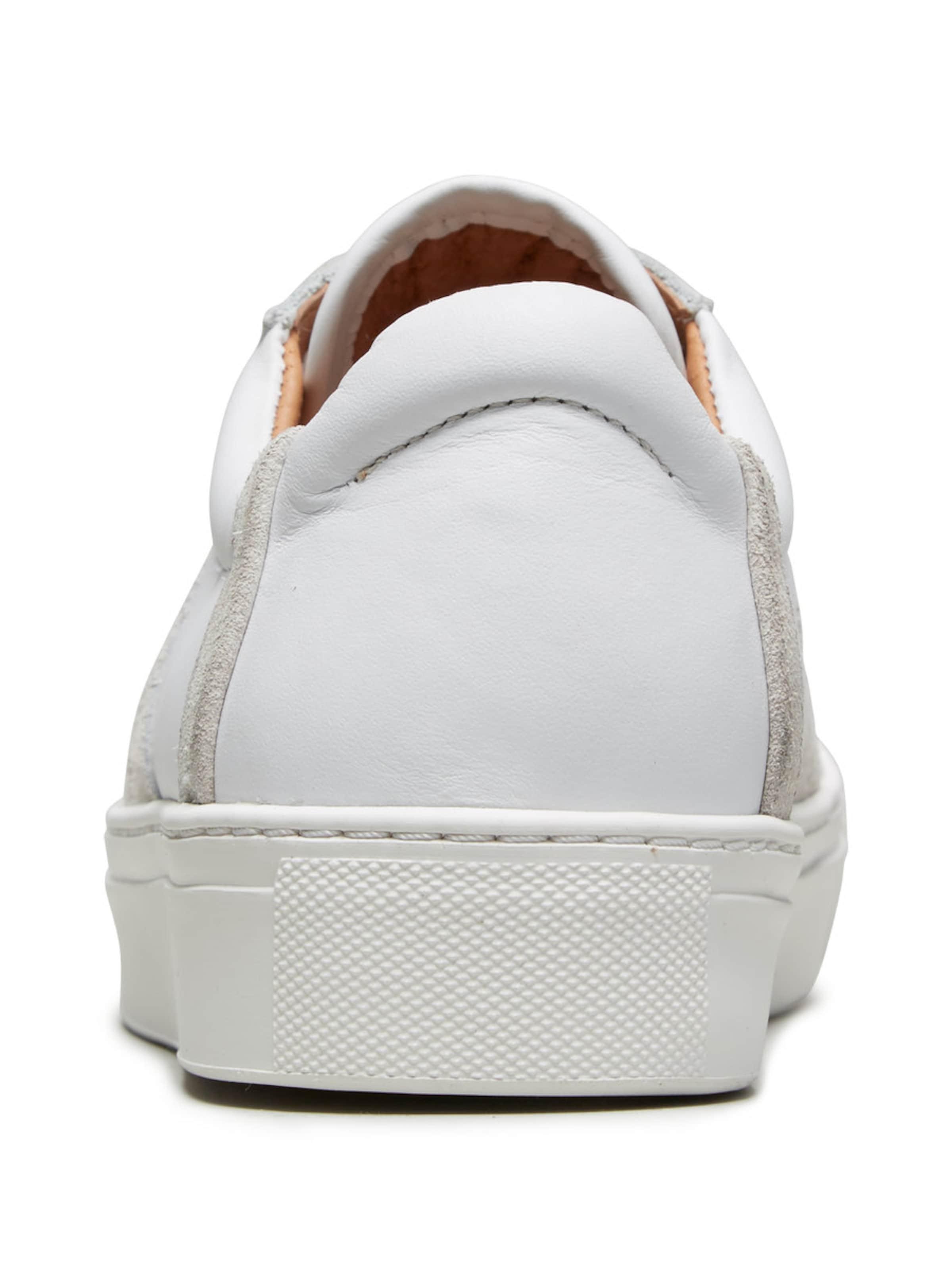 SELECTED FEMME Leder Sneaker Outlet Besten Großhandel HqiC44Wv