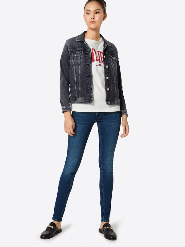 Tommy Tommy Jeans Tommy Tommy Blue Jeans 'scarlett' Blue Denim Jeans Jeans 'scarlett' 'scarlett' Denim 'scarlett' Blue Denim rqCfr