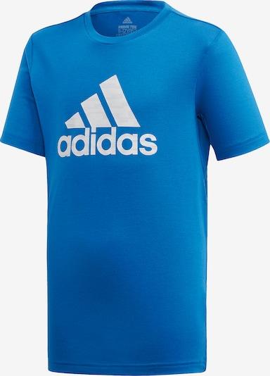 ADIDAS PERFORMANCE Funktionsshirt 'Prime' in blau / weiß, Produktansicht