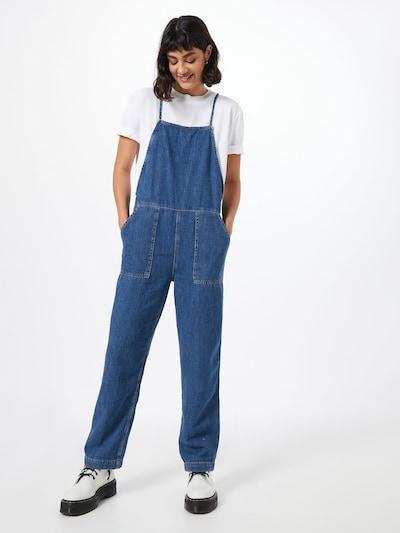 BDG Urban Outfitters Overal 'Dungaree' - modrá džínovina, Model/ka
