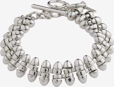 Pilgrim Bracelet 'Affection' en argent, Vue avec produit