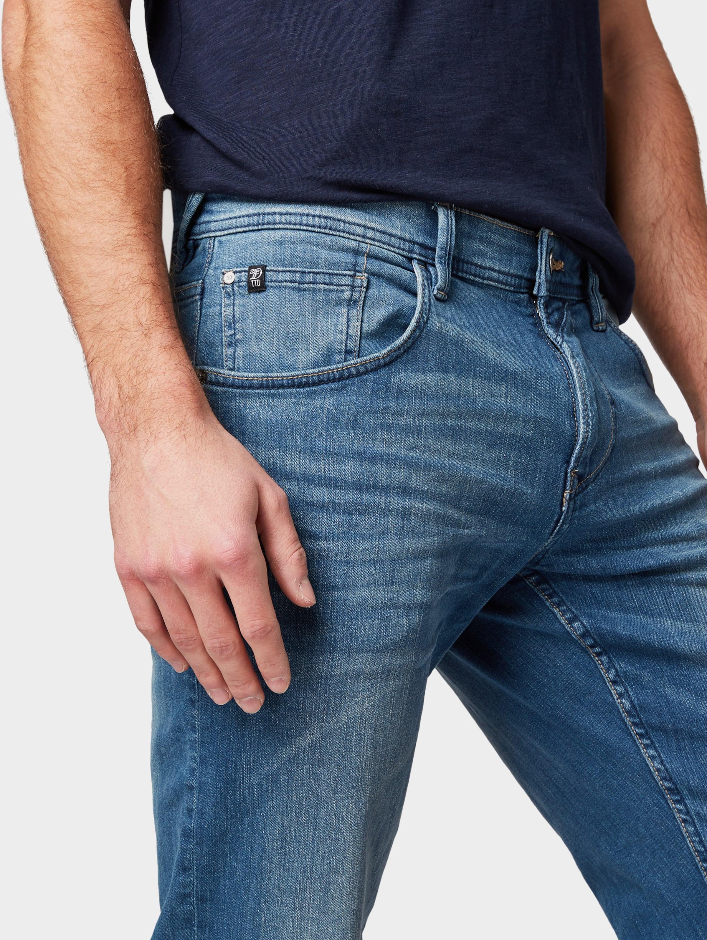 Tailor Denim Tom Jeans Blue In TKl1F3uJc