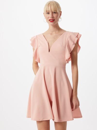 Rochie WAL G. pe roz, Vizualizare model