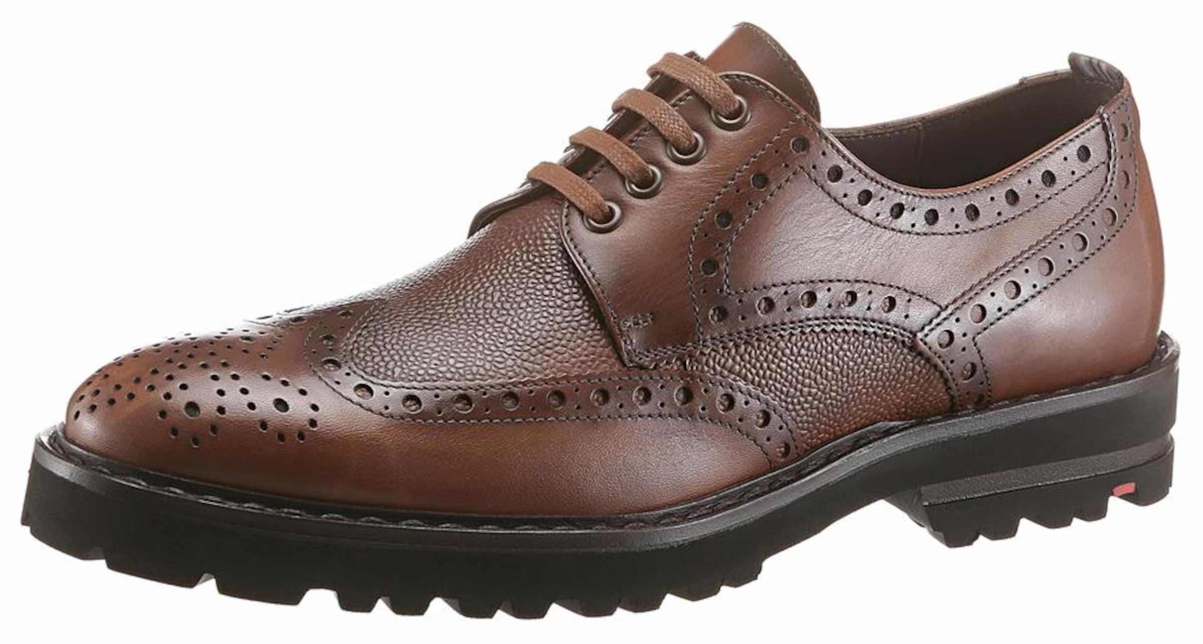 LLOYD Schnürschuh Verschleißfeste billige Schuhe Hohe Qualität