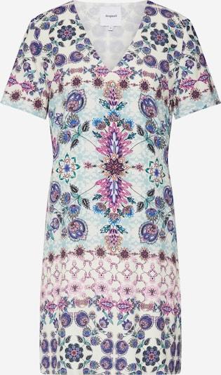 Desigual Kleid 'VEST YUKON' in hellblau / mischfarben, Produktansicht