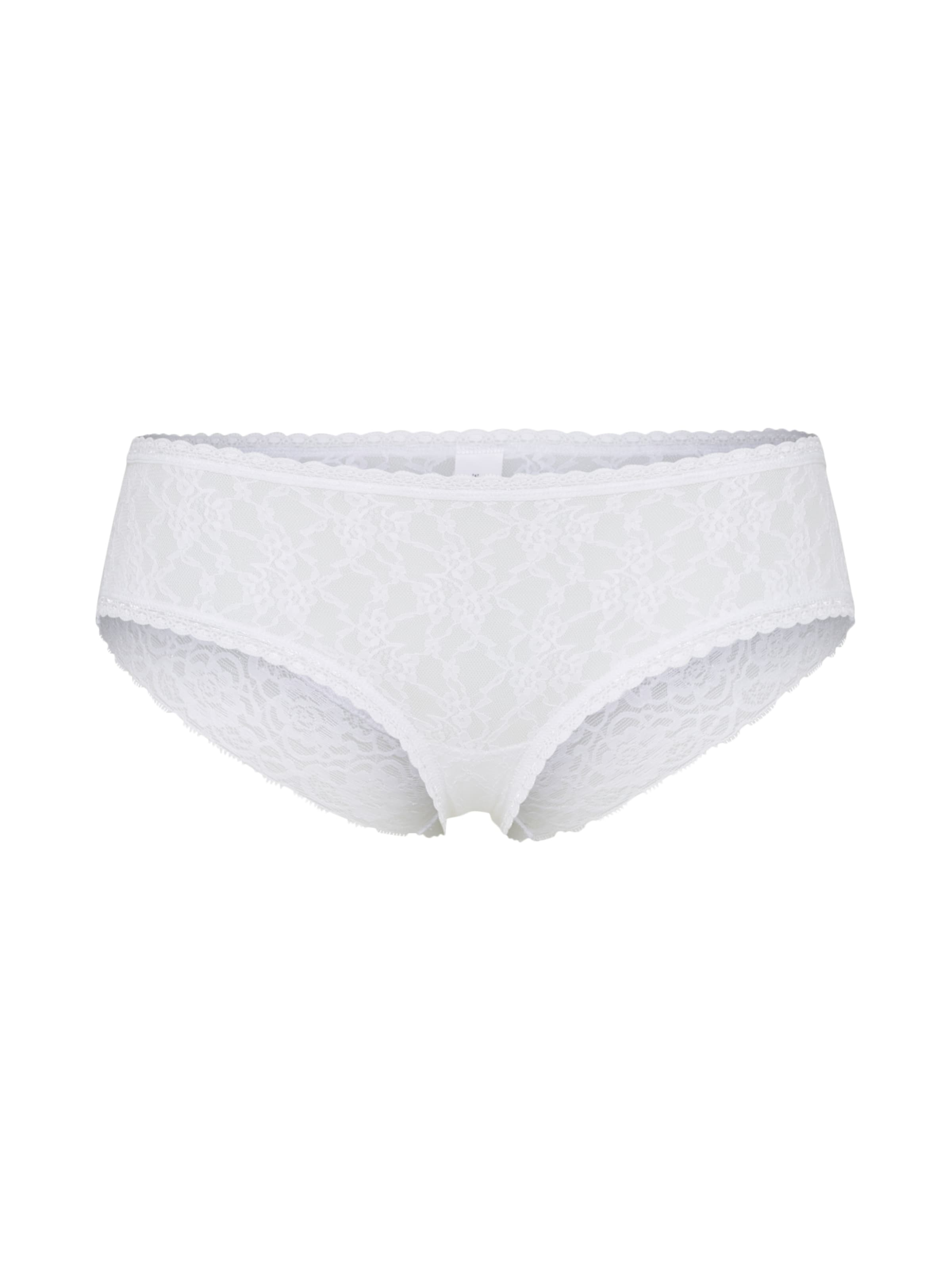 Pantie Weiß 'crazy Lace' Passionata In BdxCoe