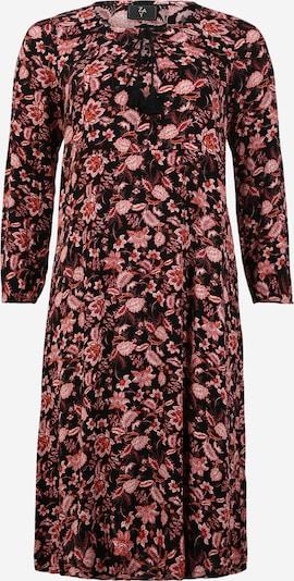 Zay Kleid 'YAFRODITTE' in bordeaux / schwarz, Produktansicht