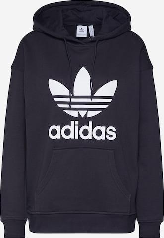 ADIDAS ORIGINALS Sweatshirt in Black