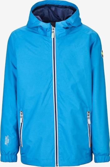 KILLTEC Sportjacke 'Quaino' in himmelblau / weiß, Produktansicht