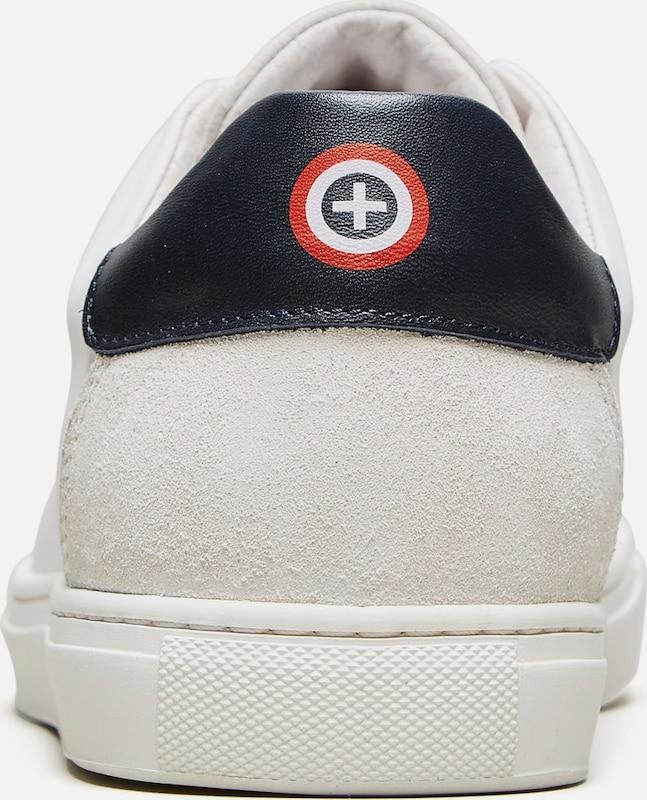 Haltbare Mode billige Schuhe SELECTED HOMME | Weiße Sneaker Schuhe Gut getragene Schuhe