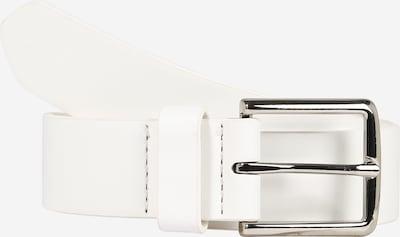 Curea 'Amanda' ABOUT YOU pe argintiu / alb, Vizualizare produs