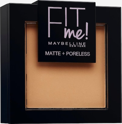 MAYBELLINE New York Puder 'Fit me!' in hellbeige, Produktansicht
