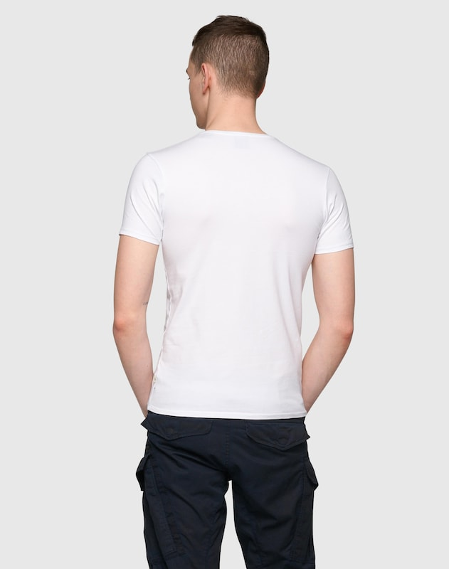 T-shirt De Base Scotch &; Soda