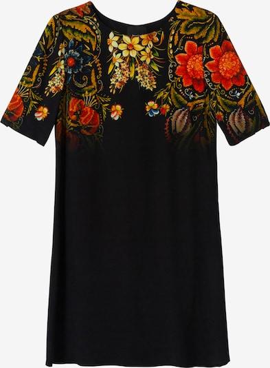 Desigual Robe 'Vest Butterflower' en mélange de couleurs / noir, Vue avec produit