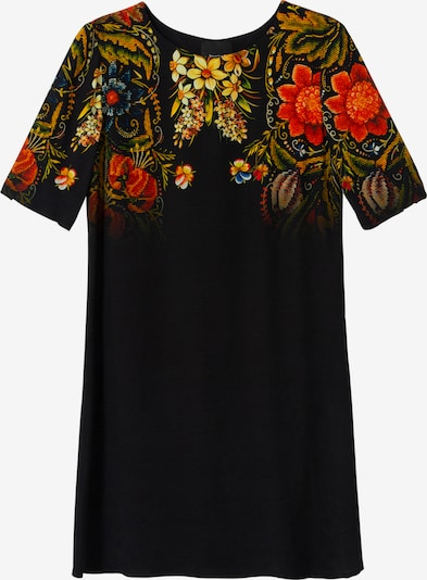 Desigual Šaty 'Vest Butterflower' - zmiešané farby / čierna, Produkt