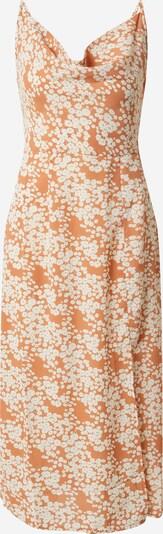 Missguided Sommerkleid  'COWL CAMI' in orangerot, Produktansicht