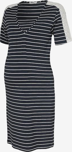 LOVE2WAIT Kleid in nachtblau / weiß, Produktansicht