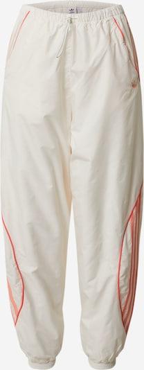 Kelnės iš ADIDAS ORIGINALS , spalva - balta, Prekių apžvalga