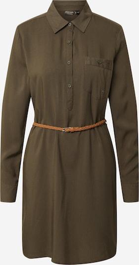 Eight2Nine Hemdblusenkleid in khaki, Produktansicht