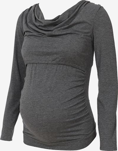 Bebefield Shirt 'Daisy' in dunkelgrau, Produktansicht