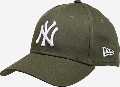 NEW ERA Kšiltovka '9Forty New York Yankees' - khaki / bílá, Produkt