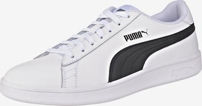 PUMA Sneaker 'Smash V2' in schwarz / weiß, Produktansicht