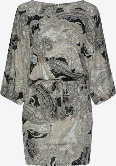 LASCANA Večerna obleka | siva / črna barva, Prikaz izdelka