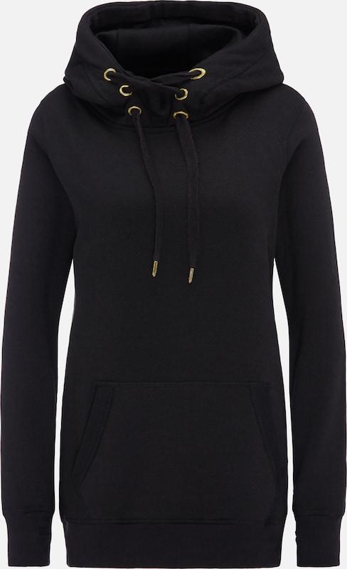 MYMO Hoodie in schwarz  Neue Kleidung in dieser Saison