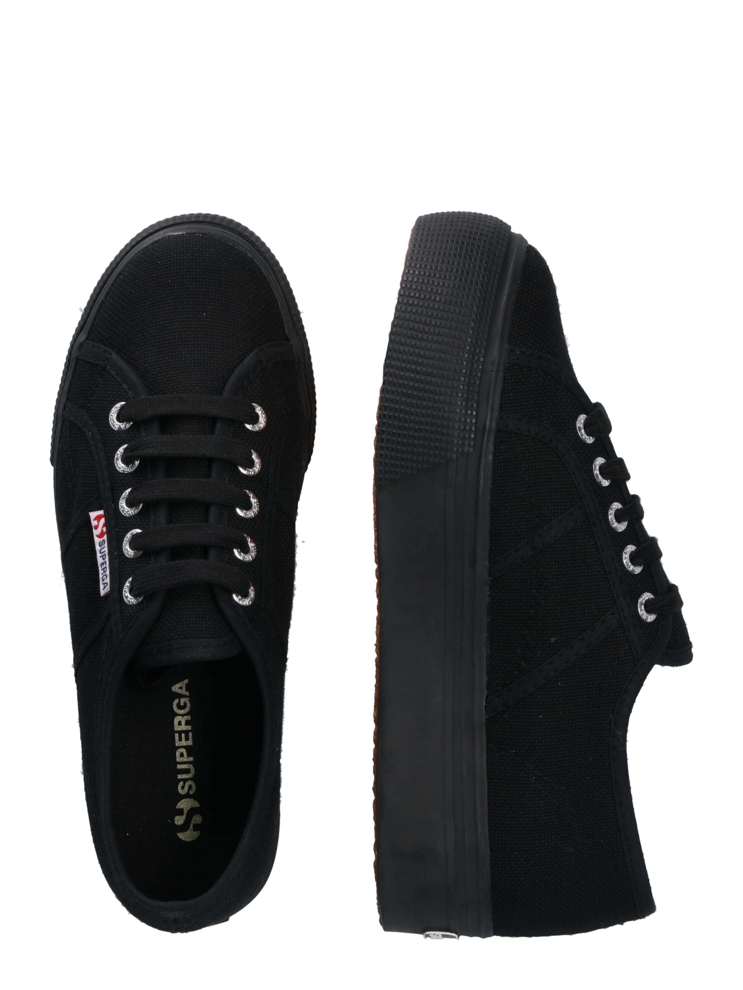 Down' Acotw Linea Superga Sneaker Schwarz '2790 In Upamp; SMpzVU