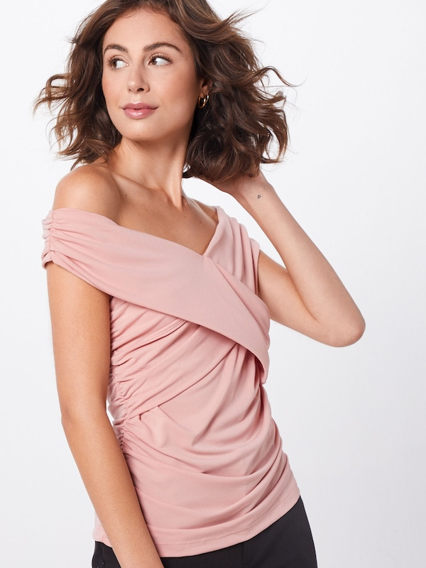 IVYREVEL Top in rosa: Frontalansicht