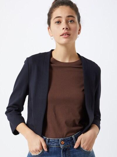COMMA Blazer in marine, Modelansicht