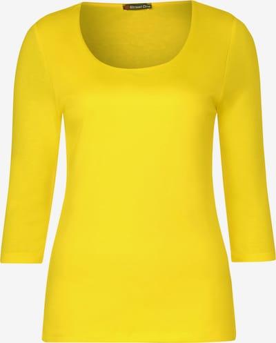 STREET ONE Shirt 'Pania' in gelb, Produktansicht