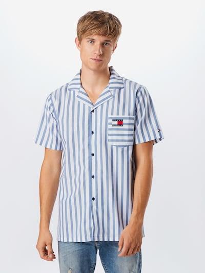 Tommy Hilfiger Underwear Triiksärk suitsusinine / valge: Eestvaade