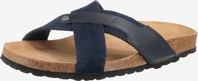 Paul Vesterbro Pantoletten in nachtblau, Produktansicht