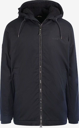mazine Winterparka 'Chester' in de kleur Zwart, Productweergave