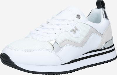 Sneaker low TOMMY HILFIGER pe argintiu / alb, Vizualizare produs