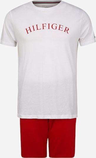 Tommy Hilfiger Underwear Pyžamo krátké - krvavě červená / bílá, Produkt