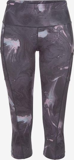LASCANA ACTIVE Caprileggings in grau, Produktansicht