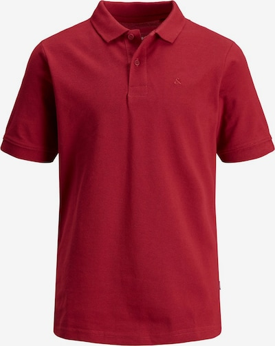 Jack & Jones Junior Poloshirt in rot, Produktansicht