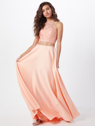 mascara Kleid '2 PIECE' in rosa, Modelansicht