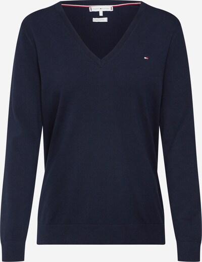 TOMMY HILFIGER Pullover 'Heritage' in dunkelblau, Produktansicht