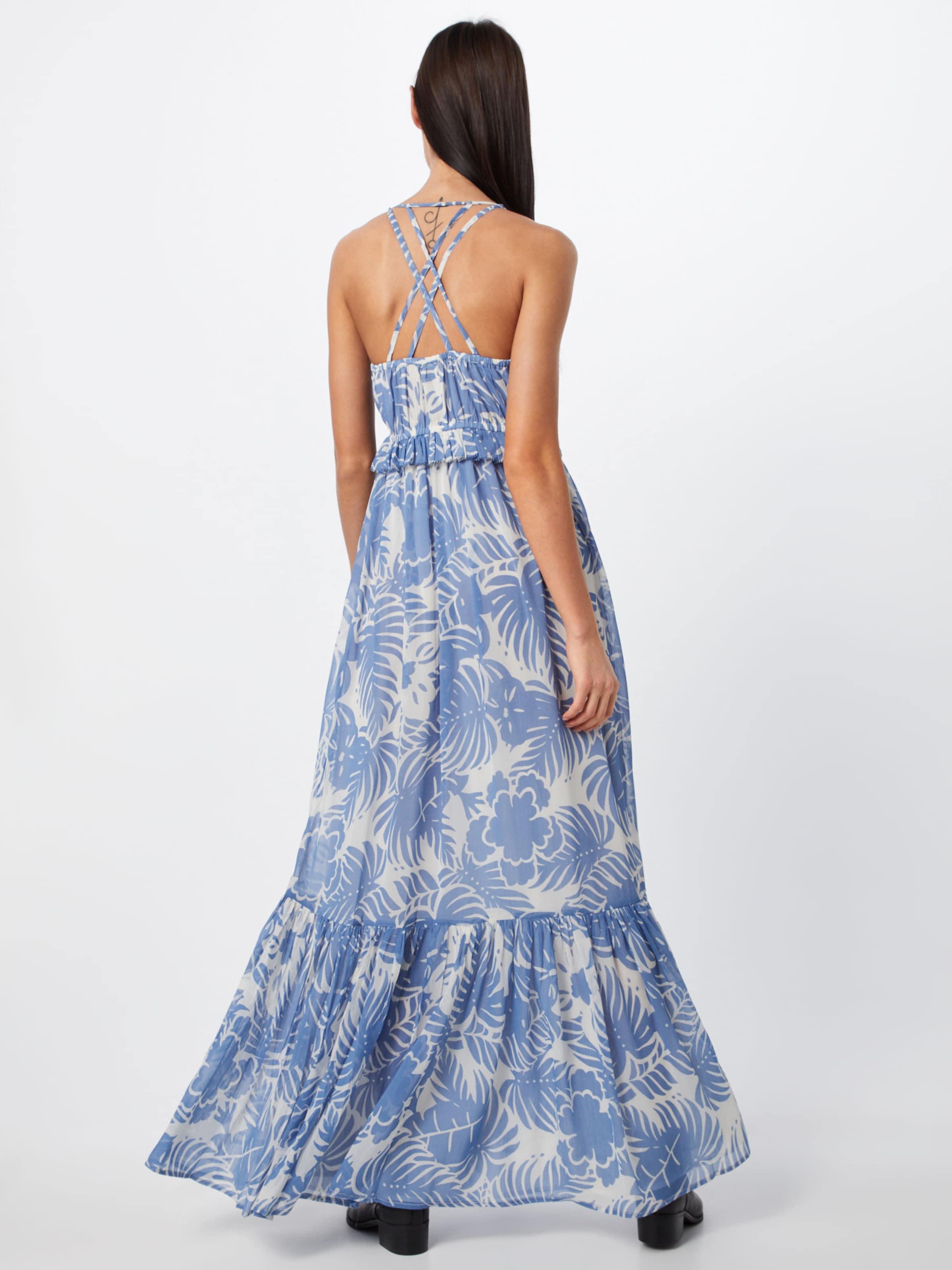 Jeans 'olivia' In Kleid BlauWeiß Pepe 3Rj4A5L