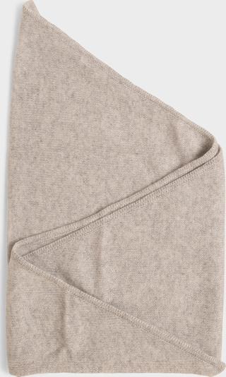 apriori Schal in camel, Produktansicht