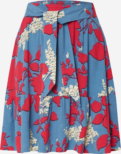 Sijonas iš Calvin Klein , spalva - mėlyna, Prekių apžvalga