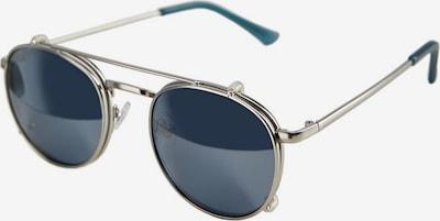MANGO MAN Sonnenbrille 'Mirror' in taubenblau / silber, Produktansicht