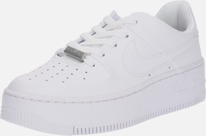 Nike Sportswear Sneaker Low 'Air Force 1 Sage' in weiß, Produktansicht