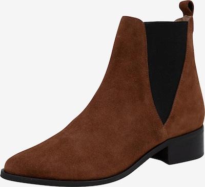 EDITED Chelsea boots 'Zora' in de kleur Bruin, Productweergave