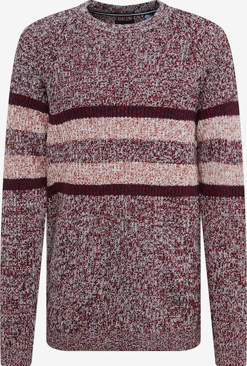 Only & Sons Pullover 'CESCO' in weinrot, Produktansicht